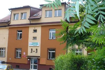 Budynek Powiatowego Urzędu Pracy w Brzesku