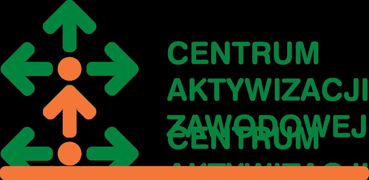 Logo Centrum Aktywizacji Zawodowej